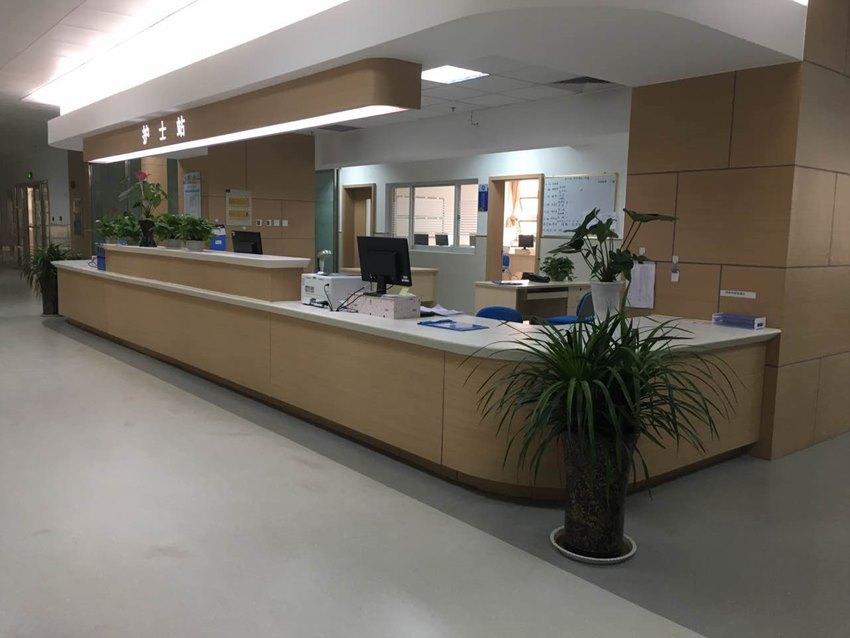 医院护士站安装